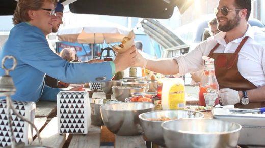 Gaan foodfestivals goed samen met de bestaande en gevestigde horecazaken of is er juist sprake van een flinke concurrentiestrijd?