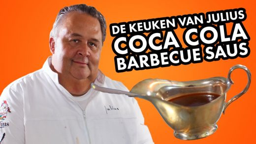 In deze aflevering van De Keuken van Julius bereidt chefkok Julius Jaspers met Coca Cola een heerlijke BBQ Saus. Perfect bij vlees en geroosterde groenten.