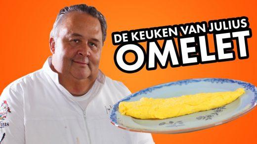 Chefkok Julius Jaspers laat in deze aflevering van De Keuken van Julius zien dat een heerlijke omelet maken een eitje is. Eet smakelijk!