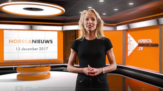 Dit is het HorecaNieuws van woensdag 13 december 2017, gepresenteerd door Carien Keizer.Met o.a. Fontana Resort Bad Nieuweschans wint World Spa Award.