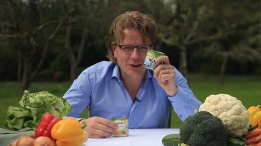 Hoe gezond is groente uit blik nou eigenlijk? Is groente uit een blik net zo gezond als verse groente of verliest het in het blik zijn voedingsstoffen?