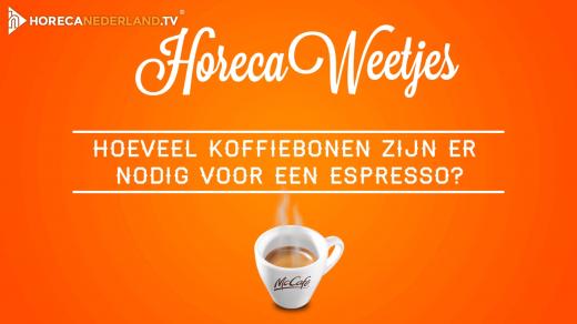Hoeveel koffiebonen zijn er nodig voor een espresso? Een goede espresso zorgt ervoor dat je er weer tegenaan kan. Hoeveel koffiebonen moet je gebruiken?