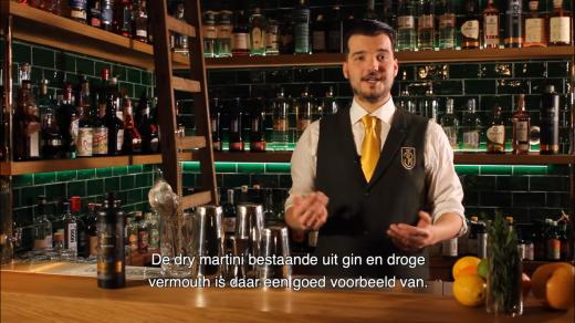 Waarom shaken we een cocktail? Is shaken van de cocktail simpelweg de meest efficiënte manier om zo snel mogelijk ingrediënten te vermengen?